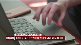 Cyber Safety when working from home