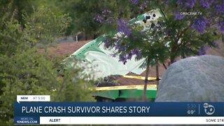 Valley Center plane crash survivor praises uncle who died