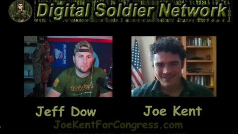 Interview With WA-3 Congressional Candidate Joe Kent
