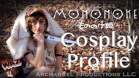 Cosplay Profile: Princess Mononoke
