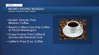 National Coffee Day tomorrow means freebies & deals