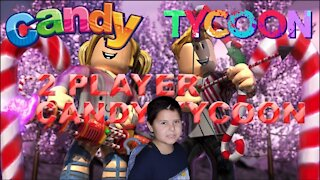 Candy Tycoon Roblox Gameplay