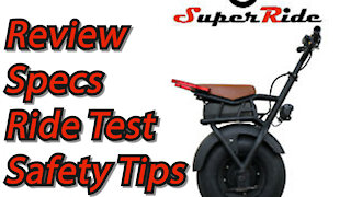 Super Ride S1000 Full Review