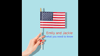 Emily and Jackie- Dominion and CHINA