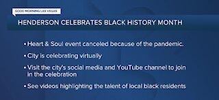 Henderson celebrates Black History Month virtually