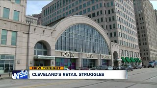 Historical trends have forced retail out of downtown, leaving few options for shoppers