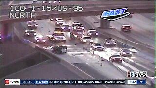 Traffic Alert: Interstate 15 SB near US-95