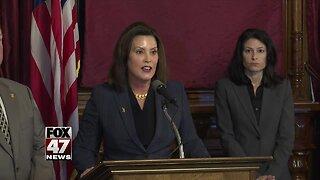 Whitmer threatens car insurance bill veto
