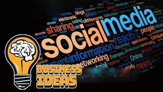 Profitable Business Idea Social Marketing