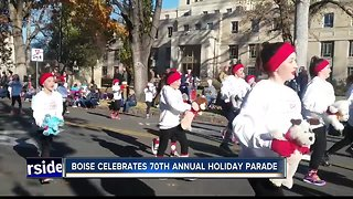 Boise Celebrates 70th Annual Holiday Parade