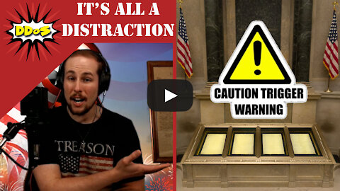 DDoS- The National Archives Wants to Add Trigger Warnings to the Declaration and Constitution
