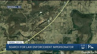 Search for Law Enforcement Impersonator