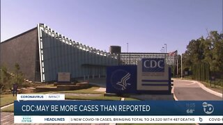 CDC: be more cases than reported