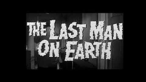 DO YOU FEEL LIKE THE LAST MAN ON EARTH