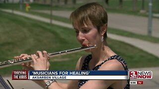 Something Good: UNMC students form Musicians for Healing group