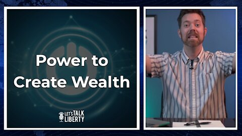 The Power to Create Wealth - E85 (Full)
