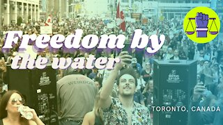 Worldwide Freedom assembly Toronto, Canada 05/15/21