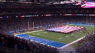 Lions hoping to host fans at Ford Field as early as November