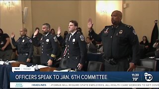 Officers give emotional testimony over Jan. 6 attack on Capitol