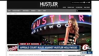 Court rules against Hustler Hollywood after Chuck E. Cheese fight