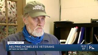 Oklahoma nonprofit awarded federal money for homeless veterans