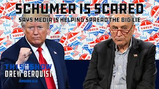 Chuck Schumer & Democrats Sweating AZ Audit, Audaciously Claims Media Is Helping Trump? | Ep 212