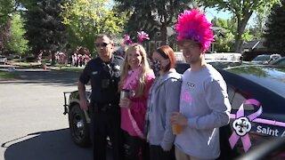 Flock Cancer walk raises awareness for breast cancer and celebrates survivors