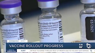 San Diego COVID-19 vaccine rollout underway