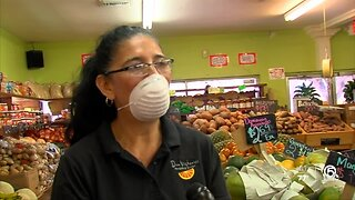 Local grocery stores, workers on front line in the fight against coronavirus