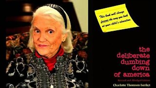 Charlotte Iserbyt - The Deliberate Dumbing Down of America