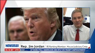 Jordan: Trump Will Be Acquitted!