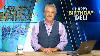 DEL'S BIRTHDAY SURPRISE