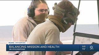COVID-19: Davis-Monthan balances health safety with mission