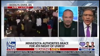 EPIC Showdown With Bongino & Geraldo: You Want The Country To Burn