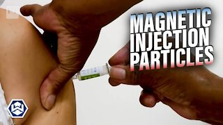 Medical Doctor Uncovers Connection Between Companies Making Magnetic Injection