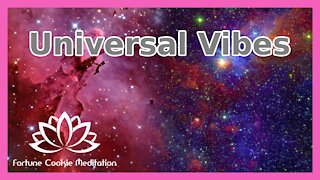 ♥️✅💥[Universal Vibes, Higher Power, Meditation, Positive Energy Release, Invisible Force, Smile-FCM]