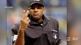 Black ACC Umpire makes history