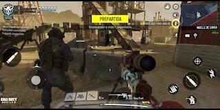 Sniper Mode en Call Of Duty Mobile
