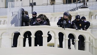 Report Outlines Capitol Police Missteps During Riot