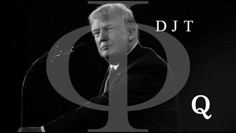 Chi è Q? La strada per la libertà. We The People.