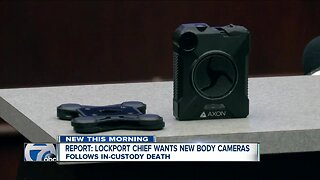 Lockport police calling for new body cameras