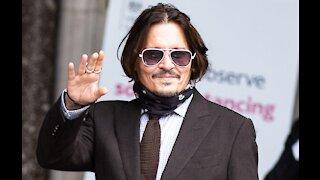 Johnny Depp SLAMS his celebrity title