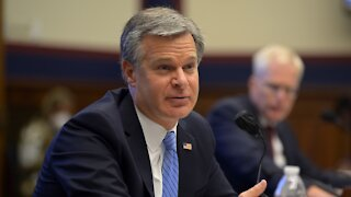 FBI Director Christopher Wray Testifies To House Committee