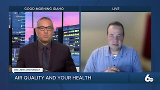 Wellness Wednesday: air quality and your health