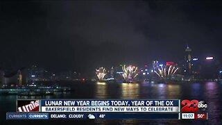 Lunar New Year Begins