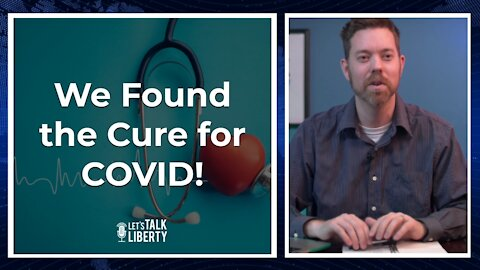 We Found the Cure for COVID! - E73 (Full)