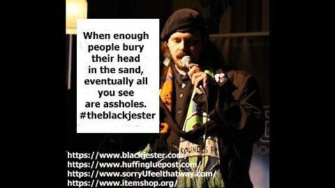 Black Jester Matters Ep069: Hero Worship