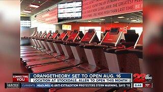 Orangetheory Fitness opening in Bakersfield