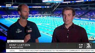 U.S. Olympic Swim Trials begin in Omaha