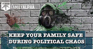 Family Life In A Politically Divided Nation with Jack Murphy
